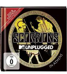 Scorpions: MTV Unplugged In Athens (Limited Tour Edition) (3CD + DVD), 3 CDs und 1 DVD