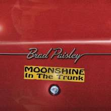 Brad Paisley: Moonshine In The Trunk, CD