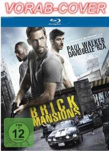 Brick Mansions (Blu-ray), Blu-ray Disc