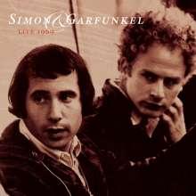 Simon & Garfunkel: Live 1969, CD