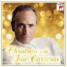 Jose Carreras - Christmas with Jose Carreras, CD