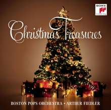 Boston Pops Orchestra - Christmas Treasures, CD