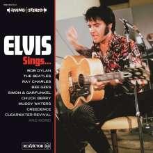 Elvis Presley (1935-1977): Elvis Sings...., CD