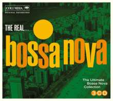 The Real...Bossa Nova, 3 CDs