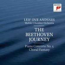 Ludwig van Beethoven (1770-1827): Klavierkonzert Nr. 5, CD