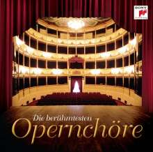 Die berühmtesten Opernchöre, CD