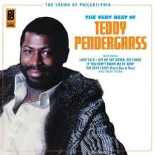 Teddy Pendergrass: The Very Best Of, CD