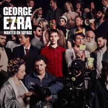 George Ezra: Wanted On Voyage (Deluxe-Edition) (16 Tracks), CD