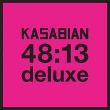 Kasabian: 48:13 (Deluxe Edition), 1 CD und 1 DVD