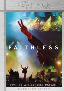 Faithless: Live at Alexandra Palace 2005 (The Platinum Collection), DVD