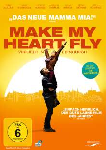 Make My Heart Fly, DVD