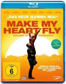 Make My Heart Fly (Blu-ray), Blu-ray Disc
