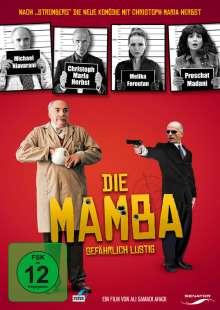 Die Mamba, DVD