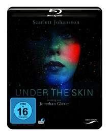Under the Skin (Blu-ray), Blu-ray Disc