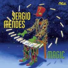 Sérgio Mendes (geb. 1941): Magic, CD