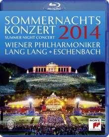 Wiener Philharmoniker - Sommernachtskonzert 2014, Blu-ray Disc