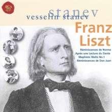 Franz Liszt (1811-1886): Dante-Sonate, SACD
