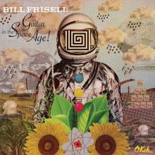 Bill Frisell (geb. 1951): Guitar In The Space Age!, CD