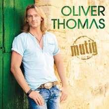 Oliver Thomas: Mutig, CD