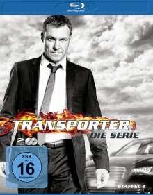 Transporter - Die Serie Season 1 (Blu-ray), 2 Blu-ray Discs