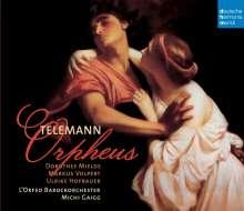 Georg Philipp Telemann (1681-1767): Orpheus, 2 CDs