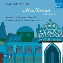 Carl Maria von Weber (1786-1826): Abu Hassan, CD