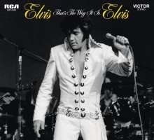 Elvis Presley (1935-1977): That's The Way It Is (Legacy Edition), 2 CDs