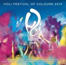 Holi Festival Of Colours 2014, 2 CDs
