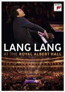 Lang Lang - Live at Royal Albert Hall, DVD