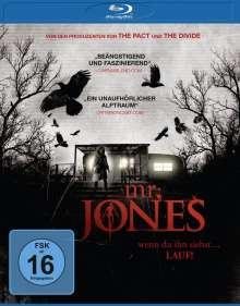 Mr. Jones (Blu-ray), Blu-ray Disc