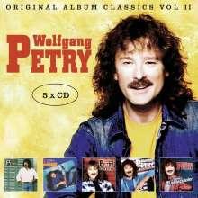 Wolfgang Petry: Original Album Classics Vol.II, 5 CDs