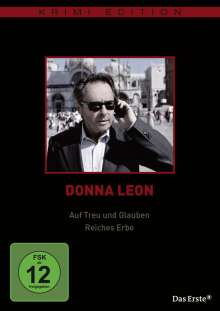 Donna Leon: Auf Treu und Glauben / Reiches Erbe, DVD