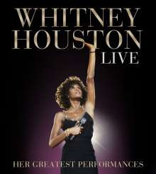Whitney Houston: Live: Her Greatest Performances, CD