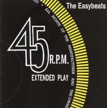 The Easybeats: Extended Play, CD