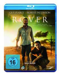 The Rover (Blu-ray), Blu-ray Disc