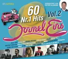 Formel Eins: 60 Nr.1 Hits Vol. 2, 3 CDs
