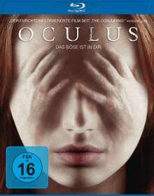 Oculus (Blu-ray), Blu-ray Disc