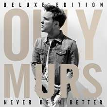 Olly Murs: Never Been Better (Deluxe Edition), CD