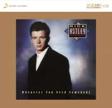 Rick Astley: Whenever You Need Somebody (K2HD Mastering) (Limited Numbered Edition), CD