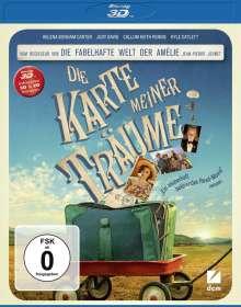 Die Karte meiner Träume (3D Blu-ray), 2 Blu-ray Discs