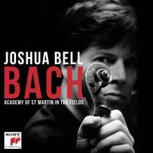 Johann Sebastian Bach (1685-1750): Violinkonzerte BWV 1041 & 1042, CD