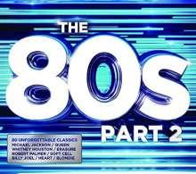 The '80s Part 2, 4 CDs