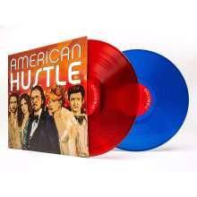 Filmmusik: American Hustle (Blue/Red Vinyl), 2 LPs