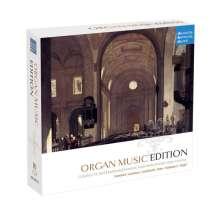 Organ Music Edition (dhm), 10 CDs