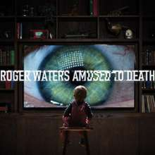 Roger Waters: Amused To Death (200g) (Limited Edition), 2 LPs