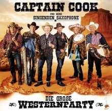Captain Cook und seine singenden Saxophone: Die große Western-Party, CD