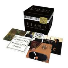 30 Great Piano Recordings, 30 CDs
