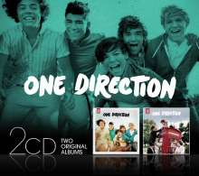 One Direction: Up All Night / Take Me Home (Two Original Albums), 2 CDs
