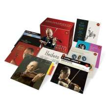 Jascha Heifetz - The Complete Stereo Collection, 24 CDs
