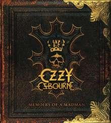 Ozzy Osbourne: Memoirs Of A Madman, 2 DVDs